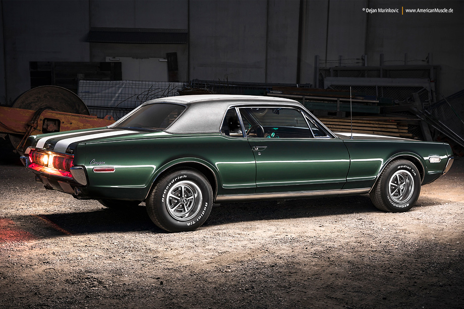 AmericanMuscle.de - Fotoshooting: Cougar Club of Germany
